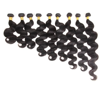 Huashuo Online Shopping Free Shipping Virgin Human Bundles, 26 28 30 32 Inch Brazilian Hair Bundles ,Wet And Wavy Hair Bundle
