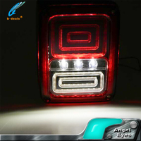 Wholesale price auto parts led trailer tail lights for jeep