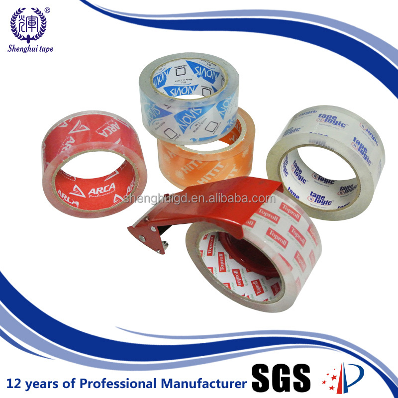Super Sticky Strapping Nontoxic Super Clear Tape Roll