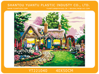 40*50CM Factory Direct Sale DIY Oil Painting By Numbers
