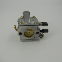 Chainsaw carburetor adjustment for STIHLS 360