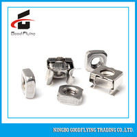 Hot sales china supplier wholesale nuts and bolts steel cage nut / cage nut bulk buy from china