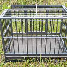 Hot Dipped Outdoor Iron Fence Galvanized Chain Link Dog Kennel