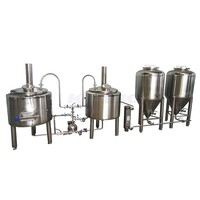 Hot Sale 100l Beer Brewing Equipment