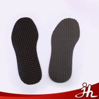 Comfortable stimulate points PU massage insoles non slip latex foam shoe insoles