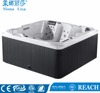Small Size Square Hot Tub Best Quality Comfortable Massage Jets SPA (M-3354)