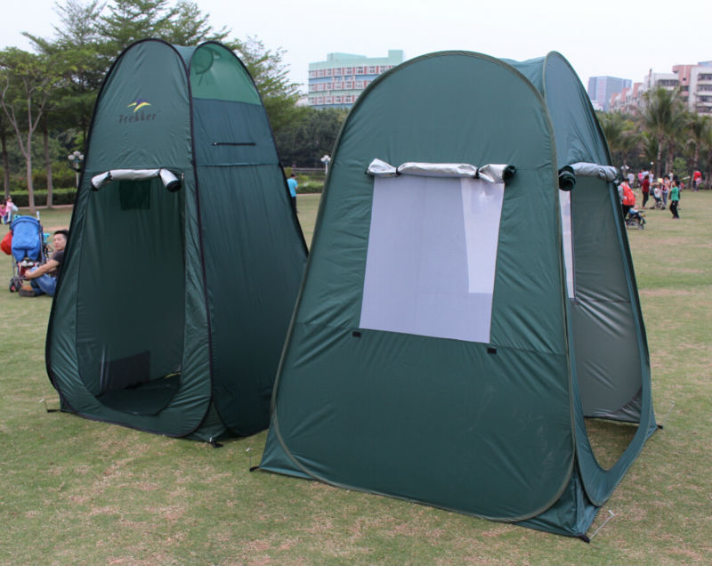 Portable Camping Toilet : Portable changing room pop up toilet tent camping shower tent view