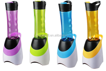 fruits and vegetables 300W 600ML hand blenders/smoothie maker blender/ travel blender