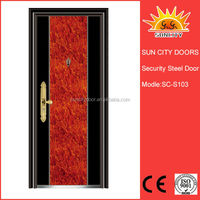 hot sale steel door window frame inserts SC-S103