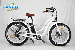 oem women suv electric bike chopper fat mtb bike for sale