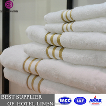 Cheap high quality 100% cotton hotel bath towels pakistan