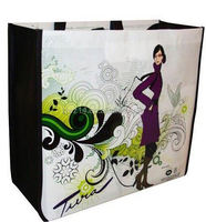 cheap fashion shoes and bags in napoli/ cheap non woven cooler bag/ 2013 shopping bag