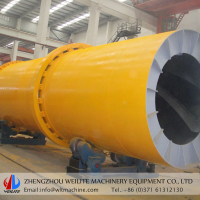 Continuous Rotating Coal Drying Machine