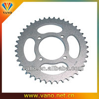Motorcycle chain sprocket JH70 sprockets and chains CD70