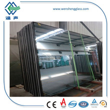 black tempered insulated glass