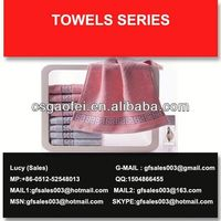 70% polyester and 30% polyamide microfiber towel