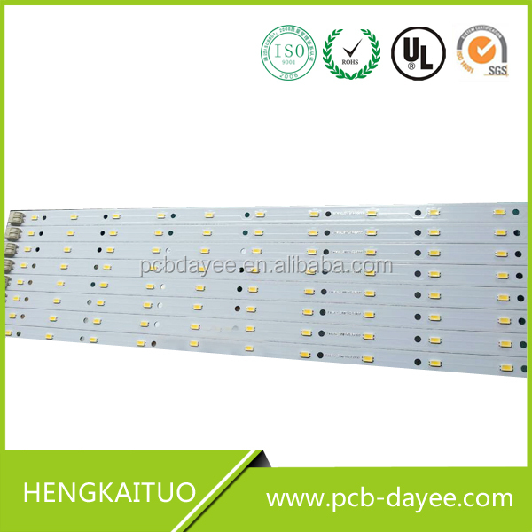 high quality uv light tube led t8 tube9.5w pcb