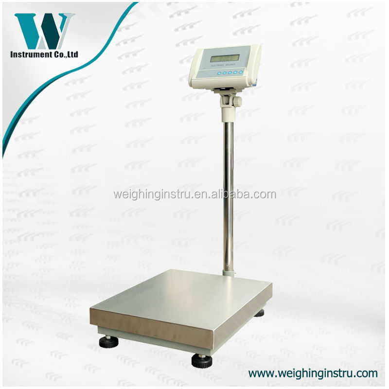 400kg weighing floor platform scales