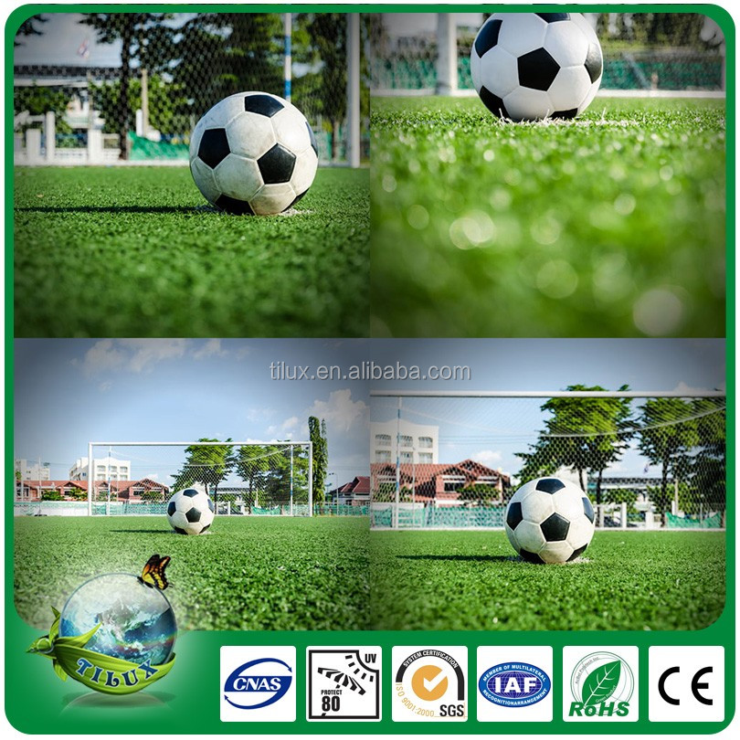 55mm Football Sports Grass Artificial Turf Outdoor Products
