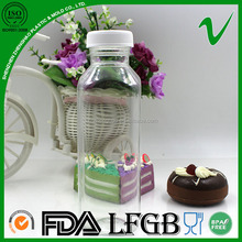 disposable clear empty square pet bottle supplier in manila with child proof cap