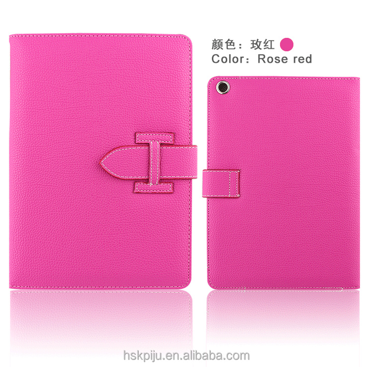 for Apple ipad 6 leather case, wholesale tablet case for Apple ipad 6,folio leather stand for Apple ipad ari 2