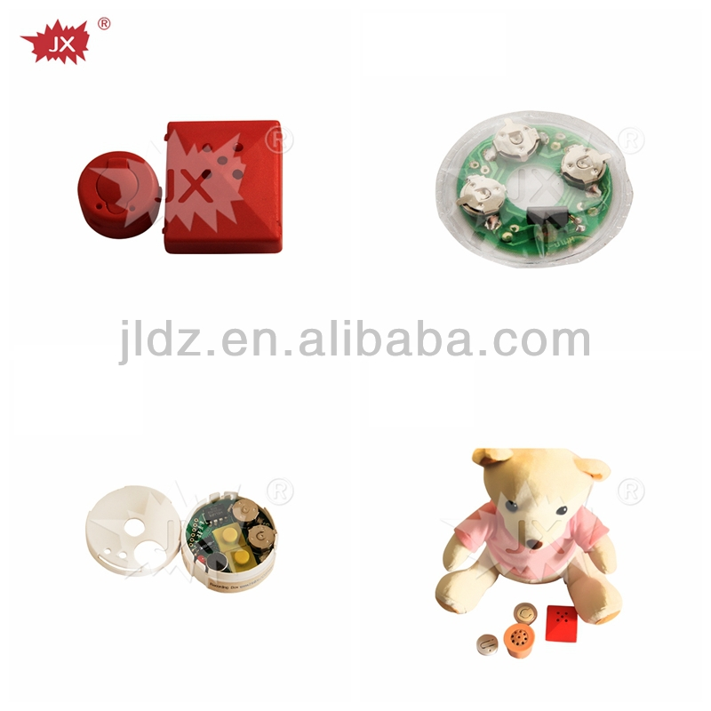 Sound module /recording box for plush toy/sound chip