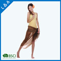 100%polyester silk screen printed sarong