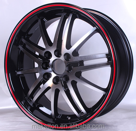 17 inch replica car alloy wheels