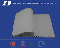"9.5""x11"" printing carbonless paper in sheet/continuous form paper from china supplier"