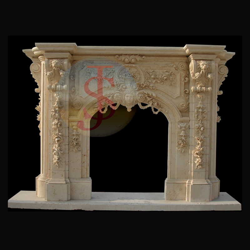 Hot selling clay outdoor fireplace