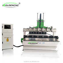 4 axis cnc wood carving machine/ 4 axis wood engraving cnc router
