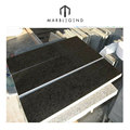 Plaza floor paving and wall decoration hot sell black granite G684