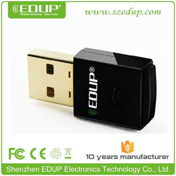 300Mbps wifi printer adapter IEEE802.11n 300Mbps EDUP EP-N1557