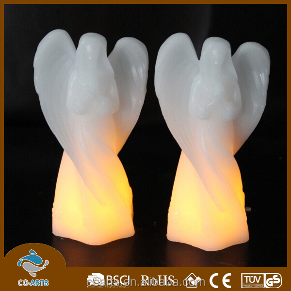 Best selling angel christmas led candle