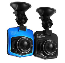 Mini GT300 car dvr 2.4 inch full 1080P dual Parking Recorder G-sensor camera