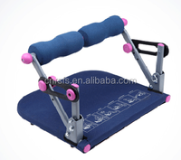 New fitness abdominal training machine, smart ab machine
