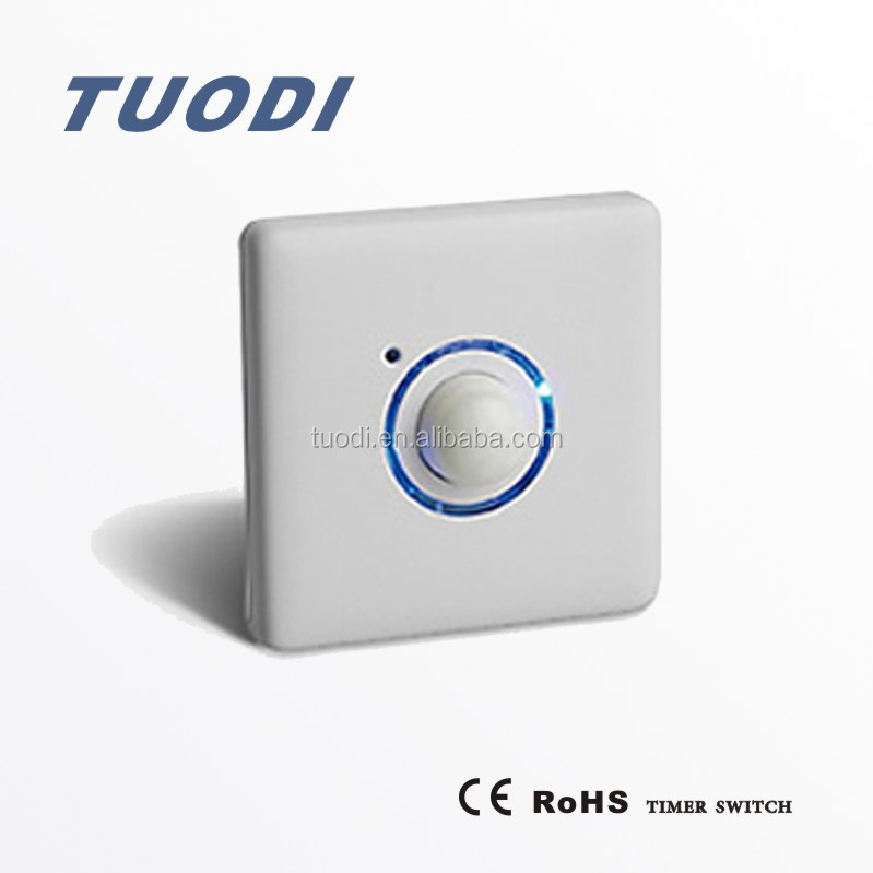 TDL-2182 pir motion indoor light sensor switch high quality 220v wall installation