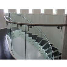 Factory price personalized glass balustrades handrails
