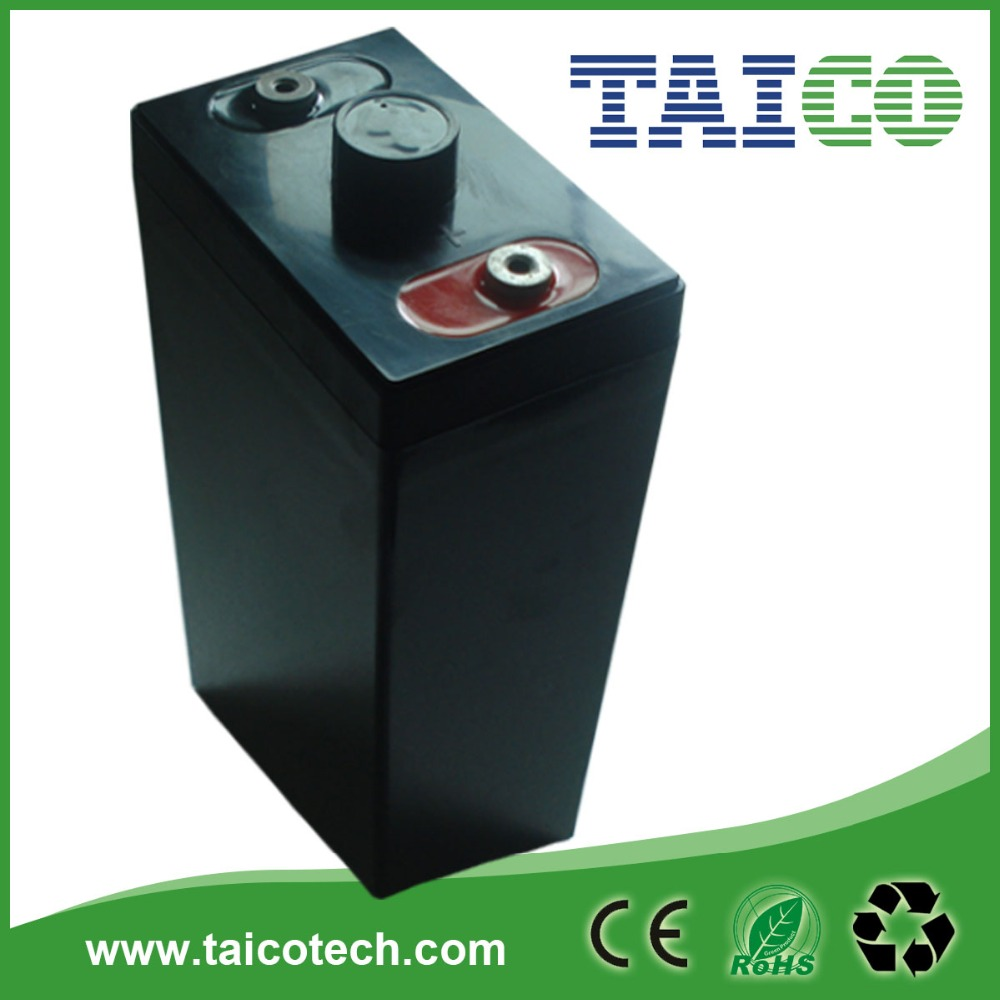 China Manufacture Lead acid Storage opzv 200ah 2v battery for Solar telecom system
