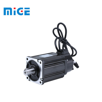 750w 80ST-M02430 ac electric motor with brake