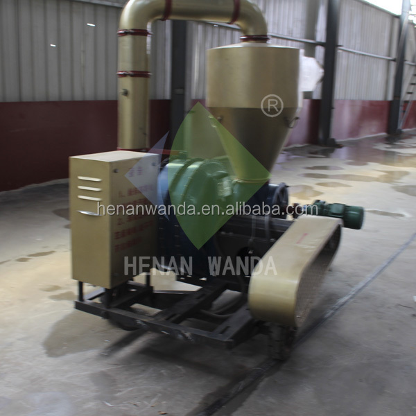 10 t/h conveying capacity corn vacuum conveyor