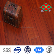 Guangdong Professional Manufacture Okan Hardwood Wood Flooring Exotic African Okan (Iroko) solid wood flooring