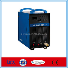 inverter dc welder/ LGK100 IGBT inverter air plasma cutter