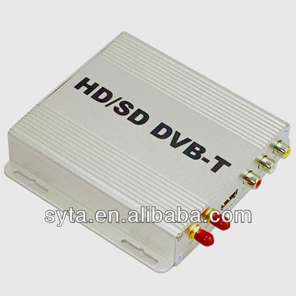 dvb-t driver for Croatia nrw transmitter receiver tuner Set Top Box(HD) Supports multiple OSD languages menu