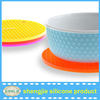 Silicone pot holder place mat hot pad heat resistant silicon mat