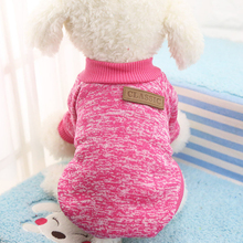 New 2018 wholesale popular pet clothes hot pet accessories warm coat dog clothes