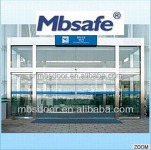 MBS high quality hot sale automatic sliding gate