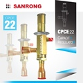 Sanrong CPCE 22 Hot Gas Bypass Pressure Regulator, Compressor Capacity Regulator, Automatic Constant Pressure Expansion Valve