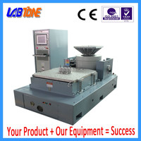 high displacement magnetic generator vibration testing machine