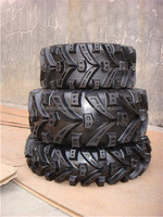 E-certificate ATV tubless Tires